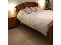 Gorgeous antique pine bedroom suite