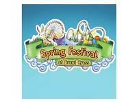 Staff wanted and Brent Cross spring festival Brent Cross shopping centre
