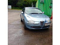 Alfa Romeo 147 1.6 £450