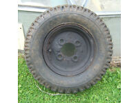 Camping Trailer Tyre