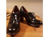 Brand new unworn doc martens heels. Size 7.