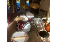 PERFORMANCE Percussion Drum Set