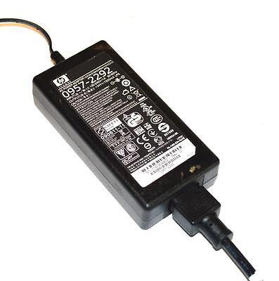 HEWLETT PACKARD HP 0957-2292 AC ADAPTER 24 VOLTS @ 1.5 AMPS