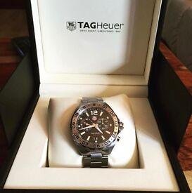 Tagheuer f1 watch