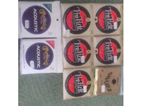 £120 worth brand new Classical Guitar strings D'Addario etc