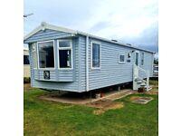 3 bedroom caravan for hire, Presthaven sands
