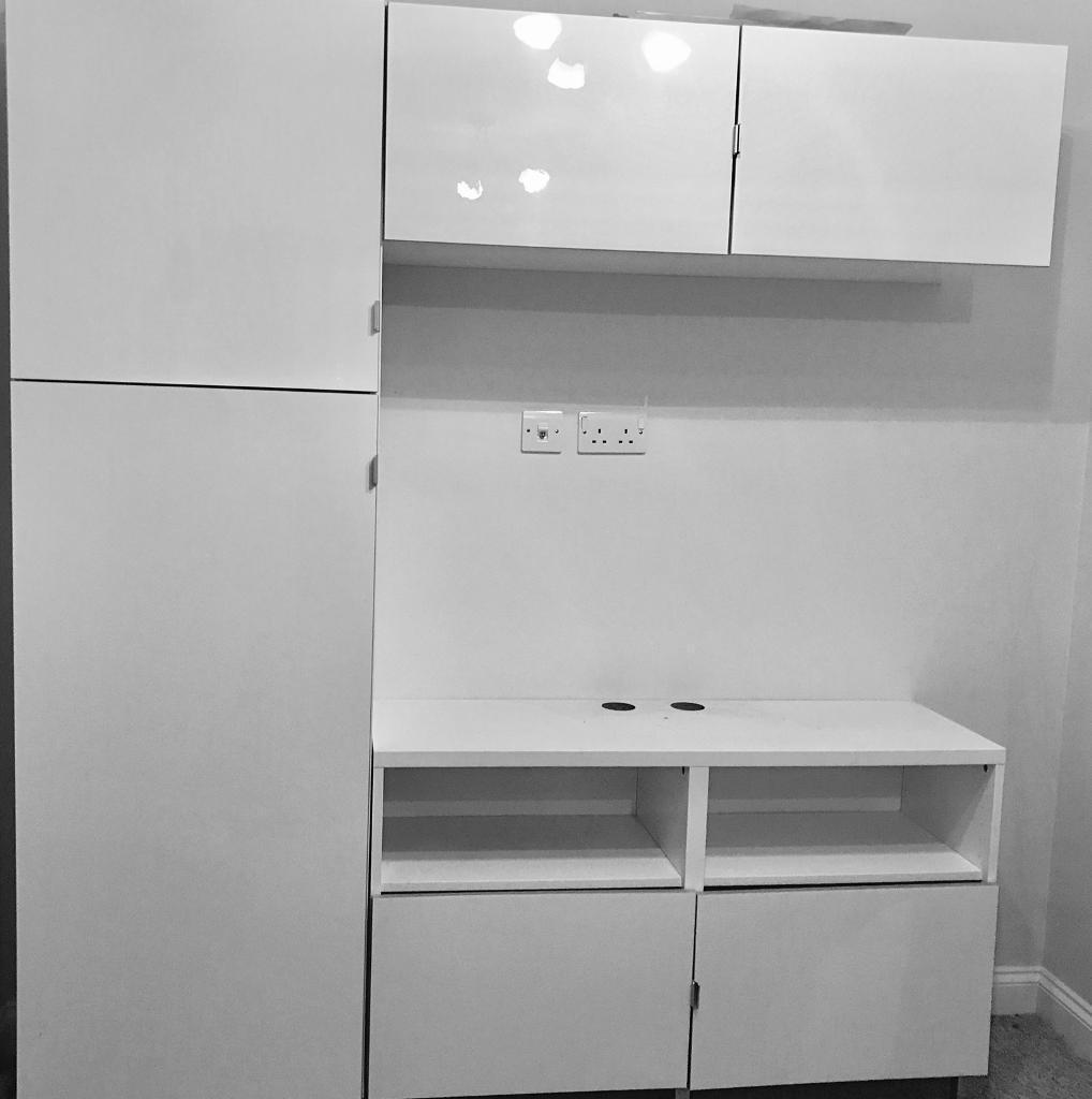 Ikea Besta TV/Media/Storage unit