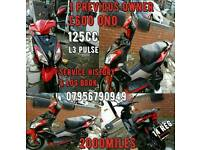 Moped/Scooter L3 Pulse £600 ono 2000miles reg:14plate