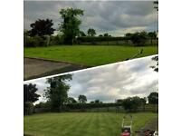 Lawn & Patio Maintenance (Garden / Grass cutting / Strimming / Powerwashing)