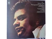 Two Johnny Mathis Vinyl Album LPs (The Long and Winding Road + All Time Greatest Hits)