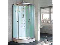 Brand New Corner Shower Enclosure 700x700x2180