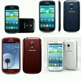 Brand New(Unlocked) Samsung Galaxy S3 Mini 16gb Fully Boxed Up