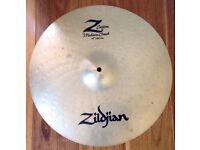 Zildjian Z Custom 16in Medium Crash