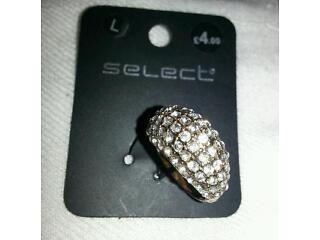 Brand new ring