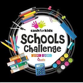 Clyde 1 - Cash for Kids Schools Challenge