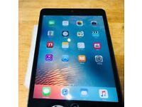 IPAD MINI, 16GB, Wi-Fi, black and slate colour. Good condition