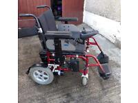 wheel chair electric mobility disabled