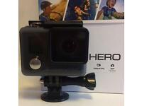 GoPro HERO Camera with accessories