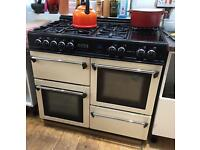 Leisure Ranger Cooker - electric oven / gas hob