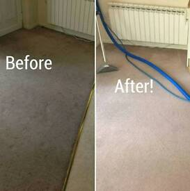 Carpet Cleaner Available in just 24 hrs! Prices start from £25