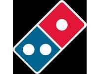 Delivery Driver (Bike) jobs for Domino's Pizza in Enfield