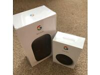 Google Nest Audio and Nest Mini