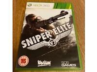 XBOX 360 SNIPER ELITE V2 GAME. SHOOTER GAME