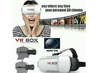 Virtual Reality Glasses- Your private 3D cinema any where, any time!!!