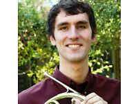 French Horn and Music Theory Lessons