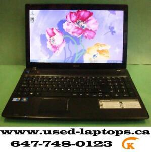 "Acer 15.6"" laptop(2G/160G/Webcam)$159 Dell 14""(2G/80G)$99!10%off pickup!"