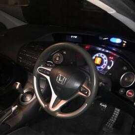 Honda Civic v-tec