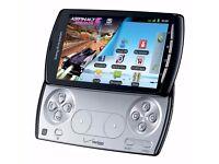 Sony Ericsson Xperia Play Playstation Phone Like New