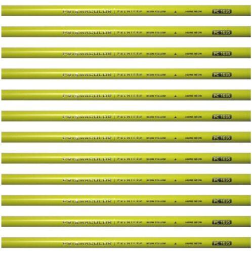 Prismacolor Premier Colored Pencil Open Stock-Neon Yellow