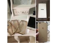 Gold Apple iphone 6