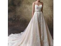 Enzoani Sweetheart Wedding Dress Size 10 BRAND NEW!