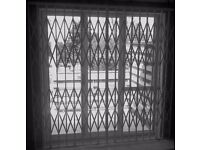 WINDOW SECURITY GRILLES, SHUTTERS, BARS, LOCKING DOOR SECURITY GATES FOLDING & MESH SECURITY GRILLES