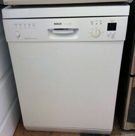 Bosch full size 12 place Multi Program Dishwasher 60cm wide