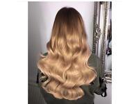 RUSSIAN HAIR EXTENSIONS LA WEAVE DOUBLE DRAWN MICRO NANO KERATIN REMY MOBILE EASILOCKS
