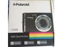 Digital camera with SD card