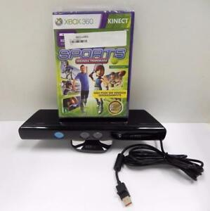 Set of Two XBOX 360 Kinect Motion Gaming Sensor (1473 )+Kinect Sports Season Two