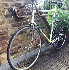 Steel Frame Road Bike