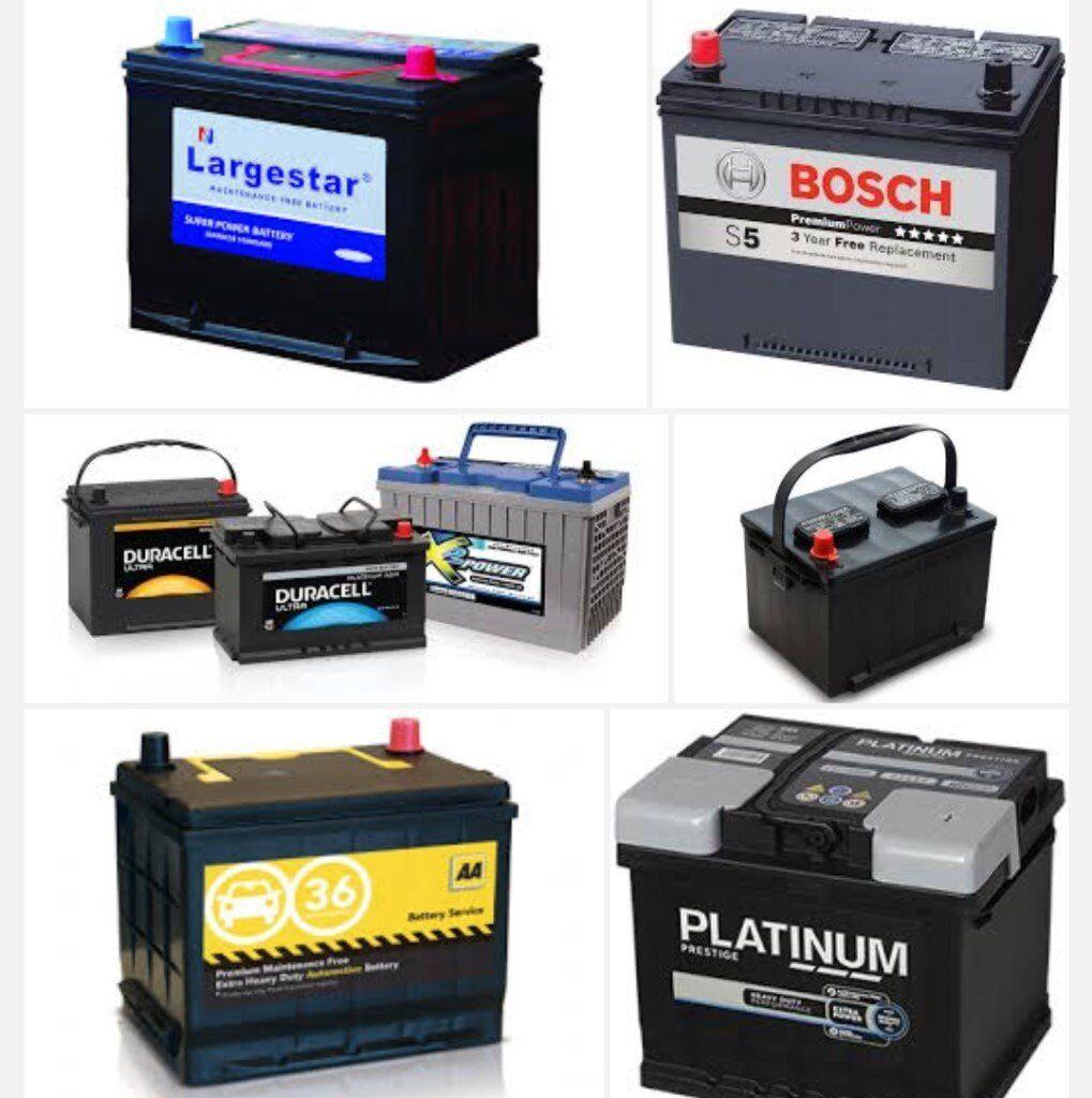 WANTED OLD CAR BATTERIES (Free Collection)
