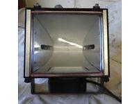 Flood Lamp / Halogen / 1000W / Thorn OHD1000 / IP34 / 1000 watt/ Outside Light / Britsh Made / Lamp