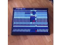 Midas Venice 240 mixing console 24 channel mixer desk
