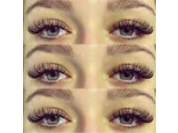 Eyelash Extensions £10 OFF!!!