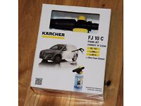 Karcher FJ10C Ultra Foam Jet Connect 'n' Clean Snow Foam K series pressure washer