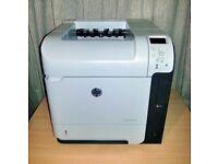 HP LaserJet Enterprise 600 Printer M601n - Toner & Leads