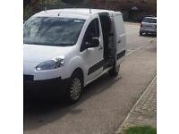 63 reg Peugeot partner side londing door