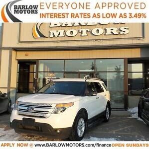 2013 Ford Explorer XLT LIMITED (APPLY NOW DRIVE NOW)