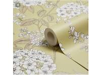 9 x rolls of wallpaper good make and quality